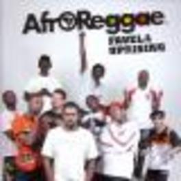 FAVELA UPRISING Audio CD, AFROREGGAE, CD