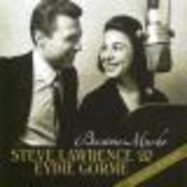BESAME MUCHO Audio CD, LAWRENCE, STEVE/GORME, E, CD