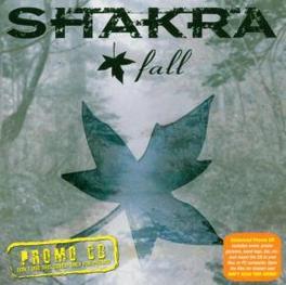 FALL Audio CD, SHAKRA, CD