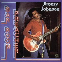 BAR ROOM PREACHER JIMMY JOHNSON, CD