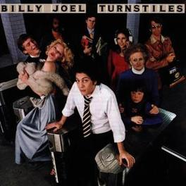 TURNSTILES Audio CD, BILLY JOEL, CD