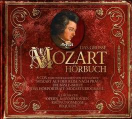DAS GROSSE MOZART -.. .. HOERBUCH/ SVEN GOERTZ Audio CD, AUDIOBOOK, CD