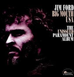 BIG MOUTH USA -UNISSUED.. PARAMOUNT ALBUM -180GR VINYL- JIM FORD, Vinyl LP