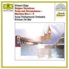 ENIGMA VARIATIES-POMP & C ROYAL PO/MAR, DEL N Audio CD, E. ELGAR, CD
