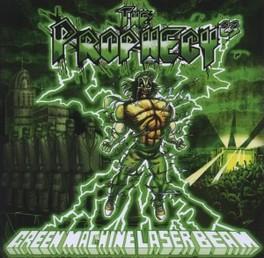 GREEN MACHINE LASER BEAM PROPHECY, CD