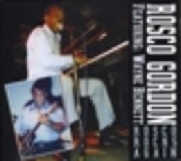 ROSCOE ROCKS AGAIN Audio CD, ROSCOE GORDON, CD