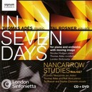 IN SEVEN DAYS -CD+DVD- HODGES