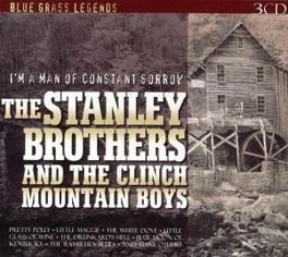 I'M A MAN OF CONSTANT AND THE CLINCH MOUNTAIN BOYS Audio CD, STANLEY BROTHERS, CD