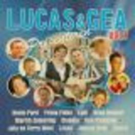 LUCAS & GEA PRESENT VOL.1 W:LUCAS & LEA/TJEERD/KEVIN PARE/DUO PICOBELLO/JOLY & TE Audio CD, V/A, CD