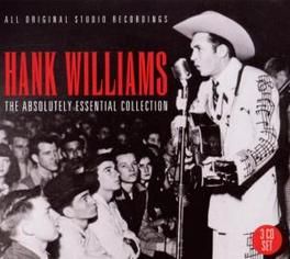 ABSOLUTELY ESSENTIAL.. .. COLLECTION Audio CD, HANK WILLIAMS, CD