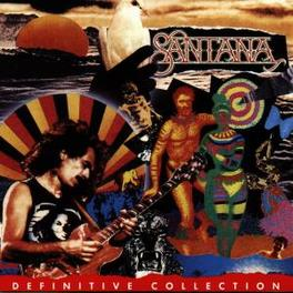 DEFINITIVE COLLECTION Audio CD, SANTANA, CD