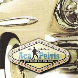 FIVE VOICES FOR THE KING Audio CD, ACAPELVIS, CD