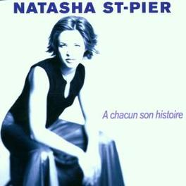 A CHACUN SON HISTOIRE EUROVISION SONGFESTIVAL SINGER FOR FRANCE Audio CD, SAINT-PIER, NATASHA, CD