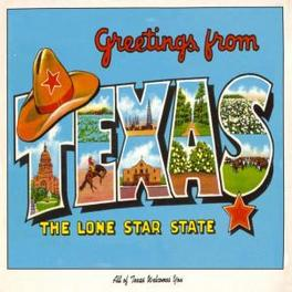 GREETINGS FROM TEXAS W/COWBOYS & INDIANS/DARREN MCCALL/JIMMIE DOLAN/A.O. Audio CD, V/A, CD