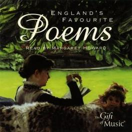 ENGLAND'S FAVOURITE POEMS READ BY MARGARET HOWARD Audio CD, V/A, CD