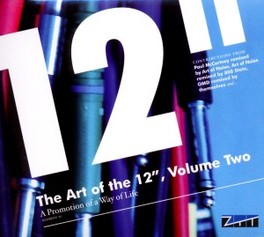 ART OF THE 12' VOL.2 27 REMIXES FROM ZTT, INCL. UNRELEASED TRACKS V/A, CD