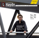 SYMPHONIES NO.90 & 92 HEIDELBERGER SINFONIKER/T.FEY