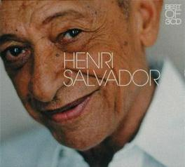 BEST OF Audio CD, HENRI SALVADOR, CD