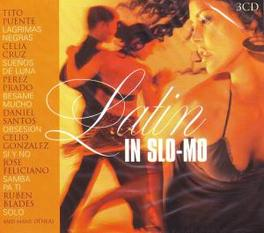 LATIN IN SLO MO WCELIA CRUZ/CELIO GONZALEZ/JOE CUBA SEXTETTE Audio CD, V/A, CD