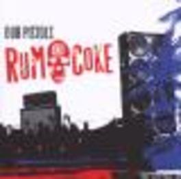 RUM AND COKE Audio CD, DUB PISTOLS, CD