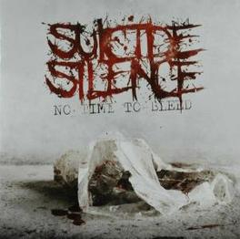NO TIME TO BLEED Audio CD, SUICIDE SILENCE, CD