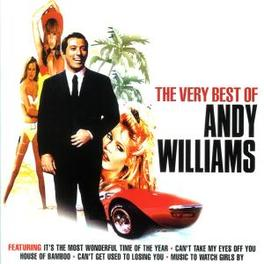 VERY BEST OF Audio CD, ANDY WILLIAMS, CD