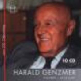 COMPLETE WORKS BAMBERGER SYMFONIKER/TRIEBDL/OSTERTAG Audio CD, H. GENZMER, CD