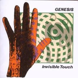 INVISIBLE TOUCH Audio CD, GENESIS, CD