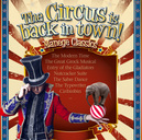 CIRCUS IS BACK IN TOWN!.....