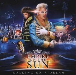 WALKING ON A DREAM Audio CD, EMPIRE OF THE SUN, CD