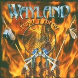 FUEGO I FURIO Audio CD, WAYLAND, CD