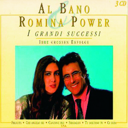 I GRANDI SUCCESSI Audio CD, BANO, AL & ROMINA POWER, CD