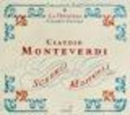 SCHERZI MUSICALI LA VENEXIANA//CAVINA, C. Audio CD, C. MONTEVERDI, CD