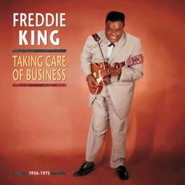 TAKING CARE OF BUSINESS 1956 - 1973//LP-SIZE BOXSET + 104 PAGE BOOK Audio CD, FREDDIE KING, CD