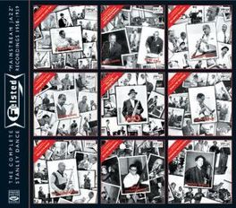 COMPLETE STANLEY DANCE.. .. FELSTED 'MAINSTREAM JAZZ' RECORDINGS 1958-1959 V/A, CD