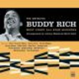SWINGING BUDDY RICH -.. .. WEST COAST ALL-STAR SESSIONS Audio CD, BUDDY RICH, CD