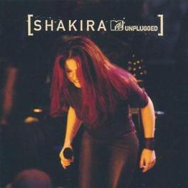 MTV UNPLUGGED 11 TRACKS LIVE FOR MTV LATINA Audio CD, SHAKIRA, CD