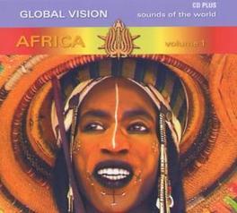 GLOBAL VISION/AFRICA 1 Audio CD, V/A, CD