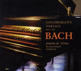 GOLDBERG VARIATIONS JAROSLAV TUMA Audio CD, J.S. BACH, CD