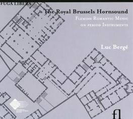 ROYAL BRUSSELS HORN SOUND Audio CD, LUC BERGE, CD