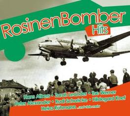 ROSINENBOMBER HITS W:MARIKA ROKK/JOHANNES HEESTERS/THEO LINGEN/AND MORE Audio CD, V/A, CD
