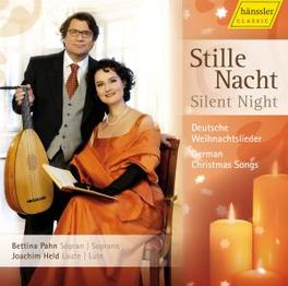 STILLE NACHT - GERMAN.. .. CHRISTMAS SON Audio CD, PAHN/HELD, CD
