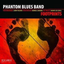 FOOTPRINTS PHANTOM BLUES BAND, CD