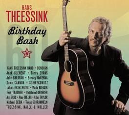 BIRTHDAY BASH 2009 DOUBLE ALBUM Audio CD, HANS THEESSINK, CD