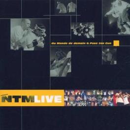 LIVE Audio CD, SUPREME NTM, CD