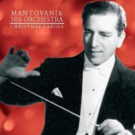 CHRISTMAS CAROLS Audio CD, MANTOVANI & HIS ORCHESTRA, CD