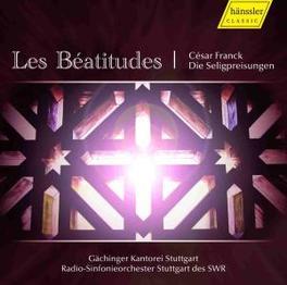 LES BEATITUDES RSO STUTTGART DES SWR Audio CD, C. FRANCK, CD