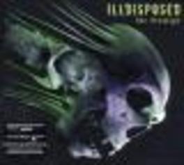 PRESTIGE -DIGI- DANISH THRASH/DEATH METAL Audio CD, ILLDISPOSED, CD