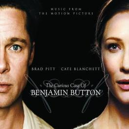 CURIOUS CASE OF.. .. BENJAMIN BUTTON - MUSIC FROM THE MOTION PICTURE Audio CD, OST, CD