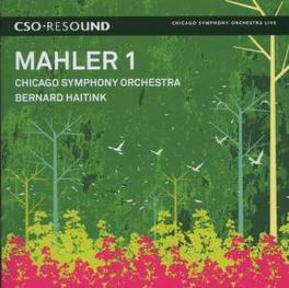 SYMPHONIE NO.1 CHICAGO S.O. Audio CD, G. MAHLER, CD